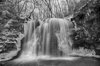 Hayden Run Falls, Franklin Co., OH February 11, 2019